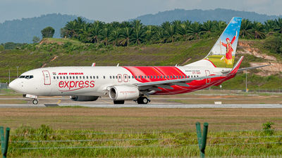 VT-GHI - Boeing 737-86N - Air India Express
