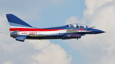 09 - Chengdu J10SY - China - Air Force