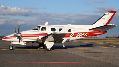 D-INEC - Beechcraft B60 Duke - Private