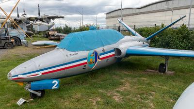 178 - Fouga CM-170 Magister - France - Air Force