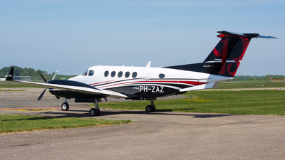 PH-ZAZ - Beechcraft B200 Super King Air - Zeusch Aviation
