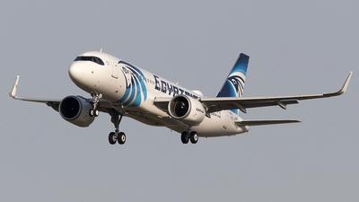 F-WWIS - Airbus A320-251N - EgyptAir