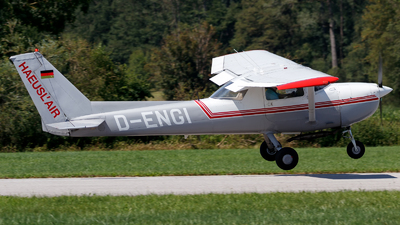 D-ENGI - Reims-Cessna F150M - Haeusl'Air