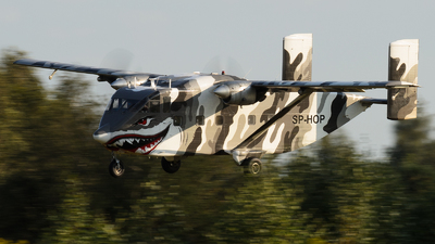 SP-HOP - Short SC-7 Skyvan - Private