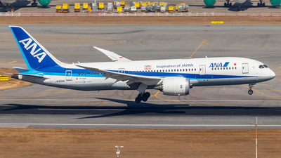 JA838A - Boeing 787-8 Dreamliner - All Nippon Airways (Air Japan)