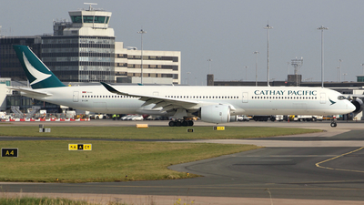 B-LXH - Airbus A350-1041 - Cathay Pacific Airways