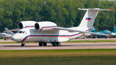 RA-72962 - Antonov An-72 - Russia - Air Force