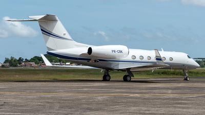 PR-CBK - Gulfstream G450 - Icon Aviation