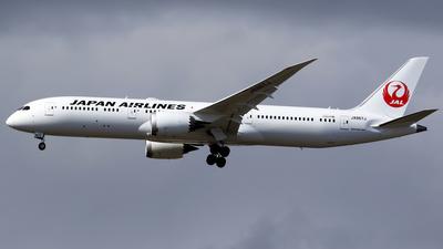 JA867J - Boeing 787-9 Dreamliner - Japan Airlines (JAL)