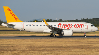 A picture of TCNCJ - Airbus A320251N - Pegasus Airlines - © Samuel Roessler