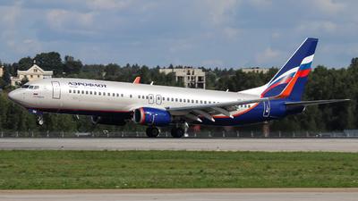 VQ-BWC - Boeing 737-8LJ - Aeroflot