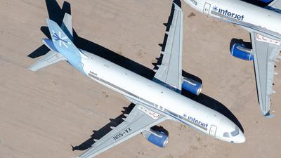 N411AE - Airbus A320-214 - Interjet