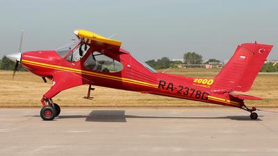 RA-2378G - PZL-Okecie 104M Wilga 2000 - Private