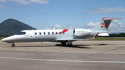 N446LJ - Bombardier Learjet 75 - Bombardier Aerospace