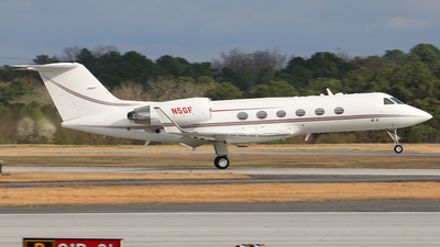 N5GF - Gulfstream G-IV(SP) - Private