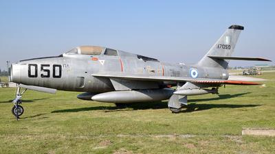 37050 - Republic F-84F Thunderstreak - Greece - Air Force