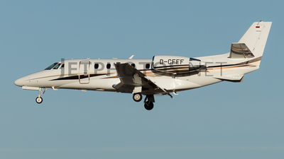 D-CFFF - Cessna 560XL Citation XLS Plus - DC Aviation