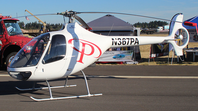 N367PA - Guimbal Cabri G2 - Private