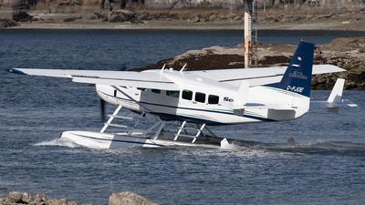 C-FJOE - Cessna 208 Caravan - Seair Seaplanes