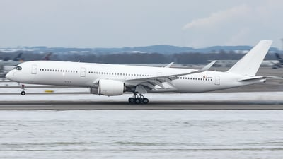 D-AKAY - Airbus A350-941CJ - K5 Aviation