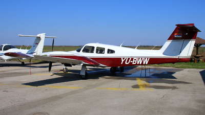 YU-BWW - Piper PA-44-180 Seminole - Private