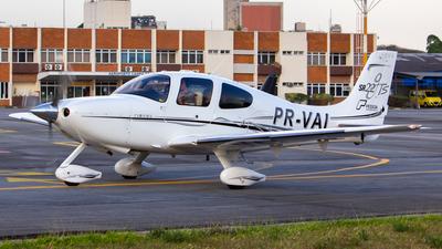PR-VAI - Cirrus SR22-GTS - Private