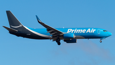 N7919A - Boeing 737-84P(BCF) - Amazon Prime Air (Sun Country Airlines)