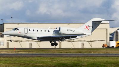 N769XJ - Cessna 750 Citation X - XOJet