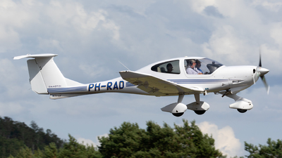 PH-RAD - Diamond DA-40D Diamond Star - Private