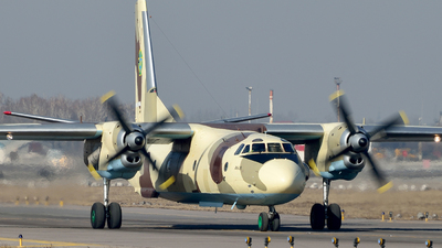 02 - Antonov An-26 - Kazakhstan - Border Guard