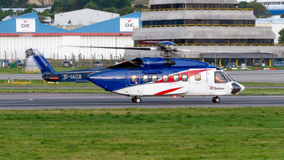 A picture of GIACB - Sikorsky S92A Helibus - Bristow Helicopters - © Ethan Hew - p_nilly