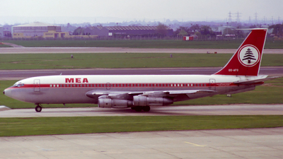 OD-AFO - Boeing 720-023B - Middle East Airlines (MEA)