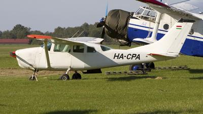 HA-CPA - Cessna U206F Stationair - Private