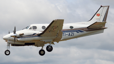 TI-AZI - Beechcraft C90B King Air - Del Monte Quality Executive