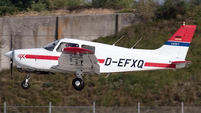 A picture of DEFXQ - Piper PA28161 Cadet - [2841168] - © Maximilian Haertl