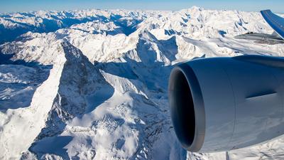 HB-JNJ - Boeing 777-3DEER - Swiss