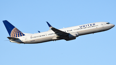 N69839 - Boeing 737-924ER - United Airlines