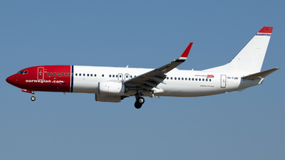 EI-FJM - Boeing 737-8JP - Norwegian