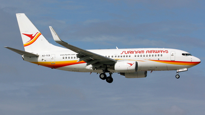 PZ-TCS - Boeing 737-79L - Surinam Airways