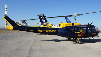 CC-CBY - Bell UH-1H Iroquois - Flight Service Helicopters