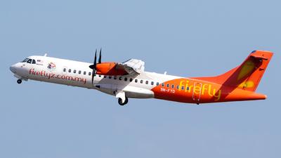 9M-FYD - ATR 72-212A(500) - Firefly