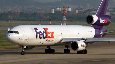 N605FE - McDonnell Douglas MD-11(F) - FedEx