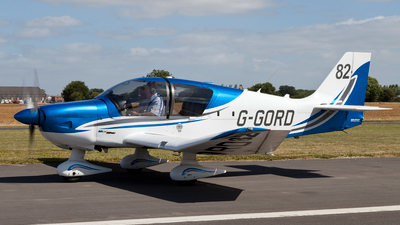 G-GORD - Robin DR400/140B Major - Private