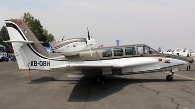 XB-OBH - Beriev Be-103 - Private