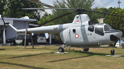 H-121 - Mil Mi-1 Hare - Indonesia - Air Force