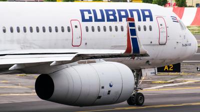 A picture of CUT1702 - Tupolev TU204100E - [1450743764042] - © Gabriel Mora
