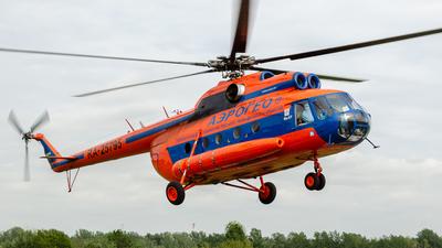 RA-25795 - Mil Mi-8T - AeroGeo