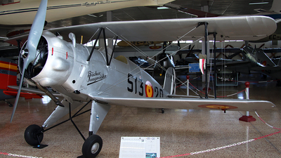 E.1-14 - Bücker 133 Jungmeister - Spain - Air Force