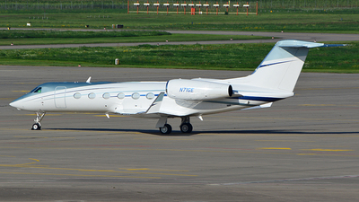 N71GE - Gulfstream G450 - Private