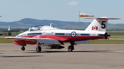 114071 - Canadair CT-114 Tutor - Canada - Royal Canadian Air Force (RCAF)